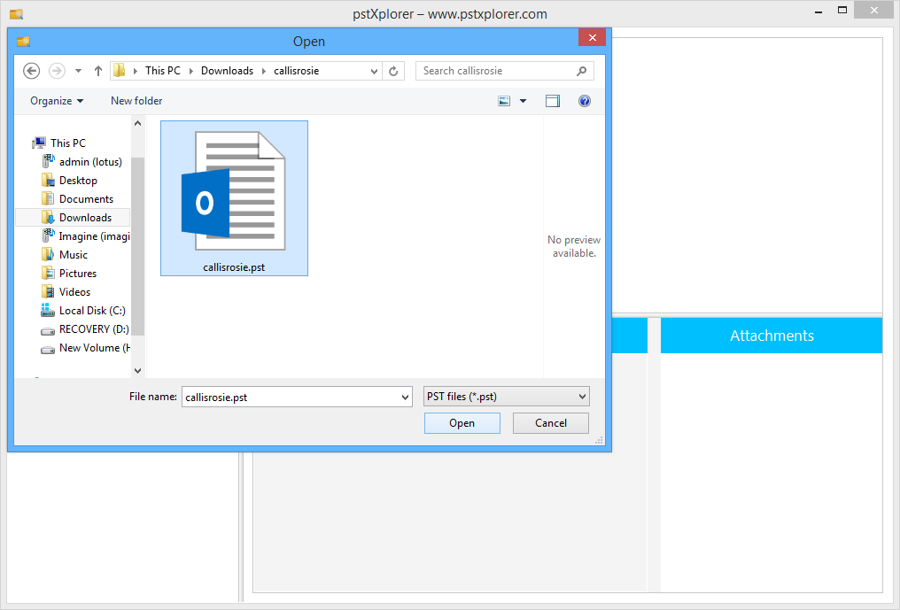 Free OST File Viewer to Read, View OST Files without Outlook